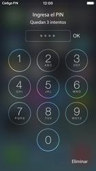 Configura el Internet - Apple iPhone SE - Passo 17