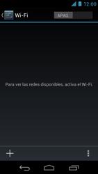 Configura el WiFi - Motorola RAZR D3 XT919 - Passo 5