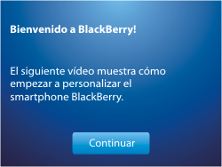 Activa el equipo - BlackBerry Curve 9320 - Passo 9
