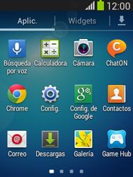 Restaura la configuración de fábrica - Samsung Galaxy Pocket Neo - S5310L - Passo 3
