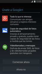 Crea una cuenta - Samsung Galaxy S5 - G900F - Passo 18