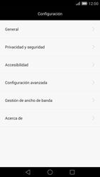 Configura el Internet - Huawei Ascend Mate 7 - Passo 20