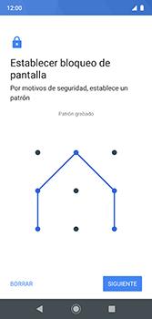 Desbloqueo del equipo por medio del patrón - Motorola Moto G7 Plus - Passo 8