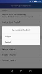 ¿Tu equipo puede copiar contactos a la SIM card? - Huawei Y6 - Passo 6