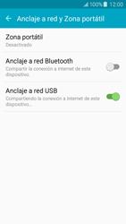 Comparte la conexión de datos con una PC - Samsung Galaxy J5 - J500F - Passo 7
