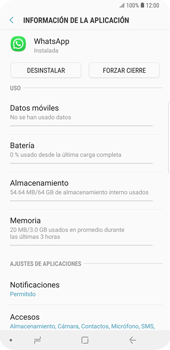 Desinstalar aplicaciones - Samsung Galaxy S9 Plus - Passo 5