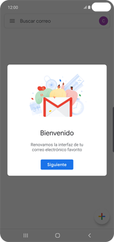Configura tu correo electrónico - Samsung S10+ - Passo 15