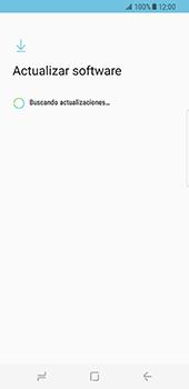 Actualiza el software del equipo - Samsung Galaxy S8 - Passo 7