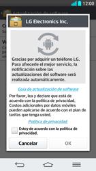 Actualiza el software del equipo - LG G2 - Passo 9