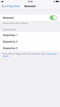 Conecta con otro dispositivo Bluetooth - Apple iPhone 8 Plus - Passo 5