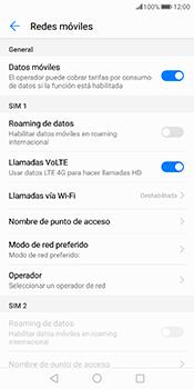 Desactiva tu conexión de datos - Huawei Mate 10 Pro - Passo 4