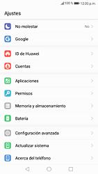 Actualiza el software del equipo - Huawei P9 Lite 2017 - Passo 4
