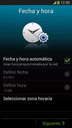 Activa el equipo - Samsung Galaxy Zoom S4 - C105 - Passo 4