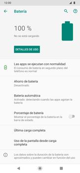 Modo de ahorro de batería - Motorola One Zoom - Passo 4