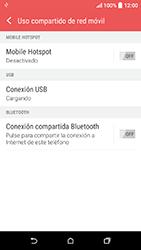 Comparte la conexión de datos con una PC - HTC Desire 530 - Passo 7