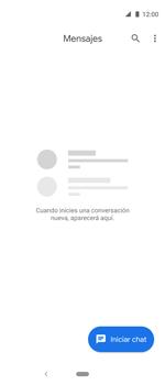 Envía fotos, videos y audio por mensaje de texto - Motorola One Vision (Single SIM) - Passo 3