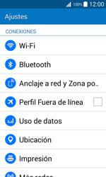 Configura el WiFi - Samsung Galaxy J1 - J100 - Passo 4
