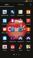 Uso de la navegación GPS - Samsung Galaxy S 3  GT - I9300 - Passo 3