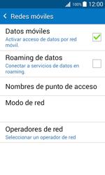 Configura el Internet - Samsung Galaxy J1 - J100 - Passo 6