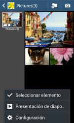 Transferir fotos vía Bluetooth - Samsung Galaxy Trend Plus S7580 - Passo 6