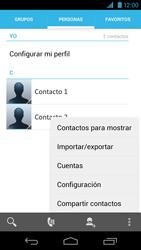 ¿Tu equipo puede copiar contactos a la SIM card? - Motorola RAZR HD  XT925 - Passo 5