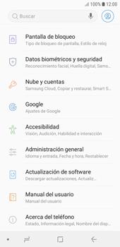 Realiza una copia de seguridad con tu cuenta - Samsung J6 - Passo 4