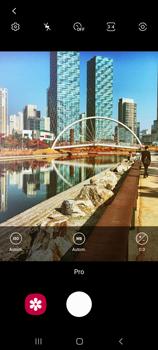 Modo profesional - Samsung Galaxy A51 - Passo 9