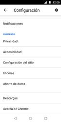 Limpieza de explorador - Motorola Moto E5 Play - Passo 9