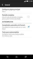 Configura el Internet - HTC One M8 - Passo 23