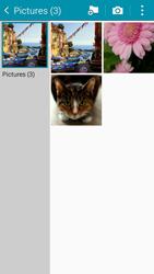 Transferir fotos vía Bluetooth - Samsung Galaxy A3 - A300M - Passo 7