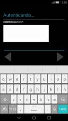 Crea una cuenta - Huawei Ascend Mate 7 - Passo 13