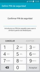 Desbloqueo del equipo por medio del patrón - Samsung Galaxy J5 - J500F - Passo 13