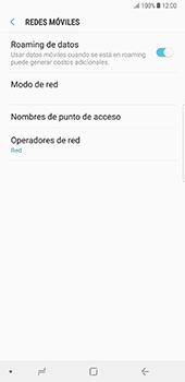 Configura el Internet - Samsung Galaxy Note 8 - Passo 8