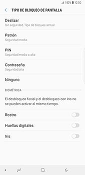 Desbloqueo del equipo por medio del patrón - Samsung Galaxy Note 8 - Passo 6