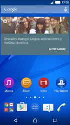 Cómo insertar la SIM card - Sony Xperia M4 Aqua E2303 - Passo 1