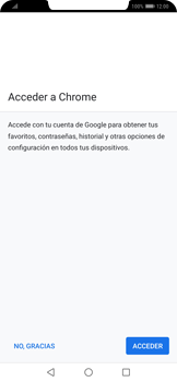 Configura el Internet - Huawei Mate 20 Pro - Passo 19