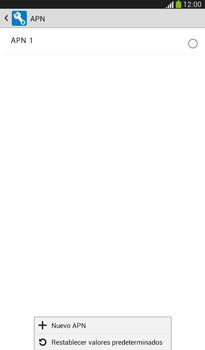 Configura el Internet - Samsung Galaxy Tab 3 7.0 - Passo 9