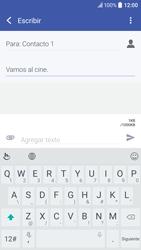 Envía fotos, videos y audio por mensaje de texto - HTC 10 - Passo 11