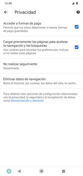 Limpieza de explorador - Motorola Moto G8 Play (Single SIM) - Passo 10