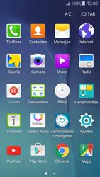 Transferir fotos vía Bluetooth - Samsung Galaxy J5 - J500F - Passo 3