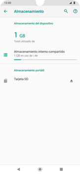 Transferir datos desde tu dispositivo a la tarjeta SD - Motorola One Zoom - Passo 4