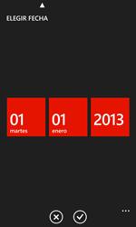 Activa el equipo - Nokia Lumia 520 - Passo 12