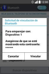 Conecta con otro dispositivo Bluetooth - LG L40 - Passo 7