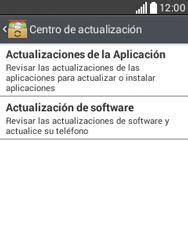 Actualiza el software del equipo - LG L20 - Passo 7