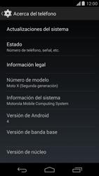 Actualiza el software del equipo - Motorola Moto X (2a Gen) - Passo 6