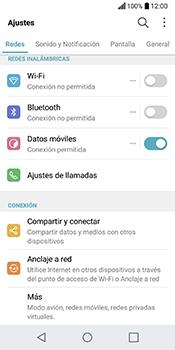 Configura el Internet - LG Q6 - Passo 3