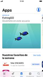 Instala las aplicaciones - Apple iPhone 8 - Passo 5