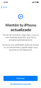 Activar el dispositivo con la función antirrobo - Apple iPhone 11 Pro - Passo 28