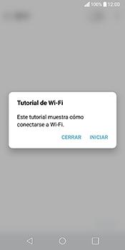 Configura el WiFi - LG Q6 - Passo 4