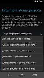 Crea una cuenta - Huawei Ascend P6 - Passo 12